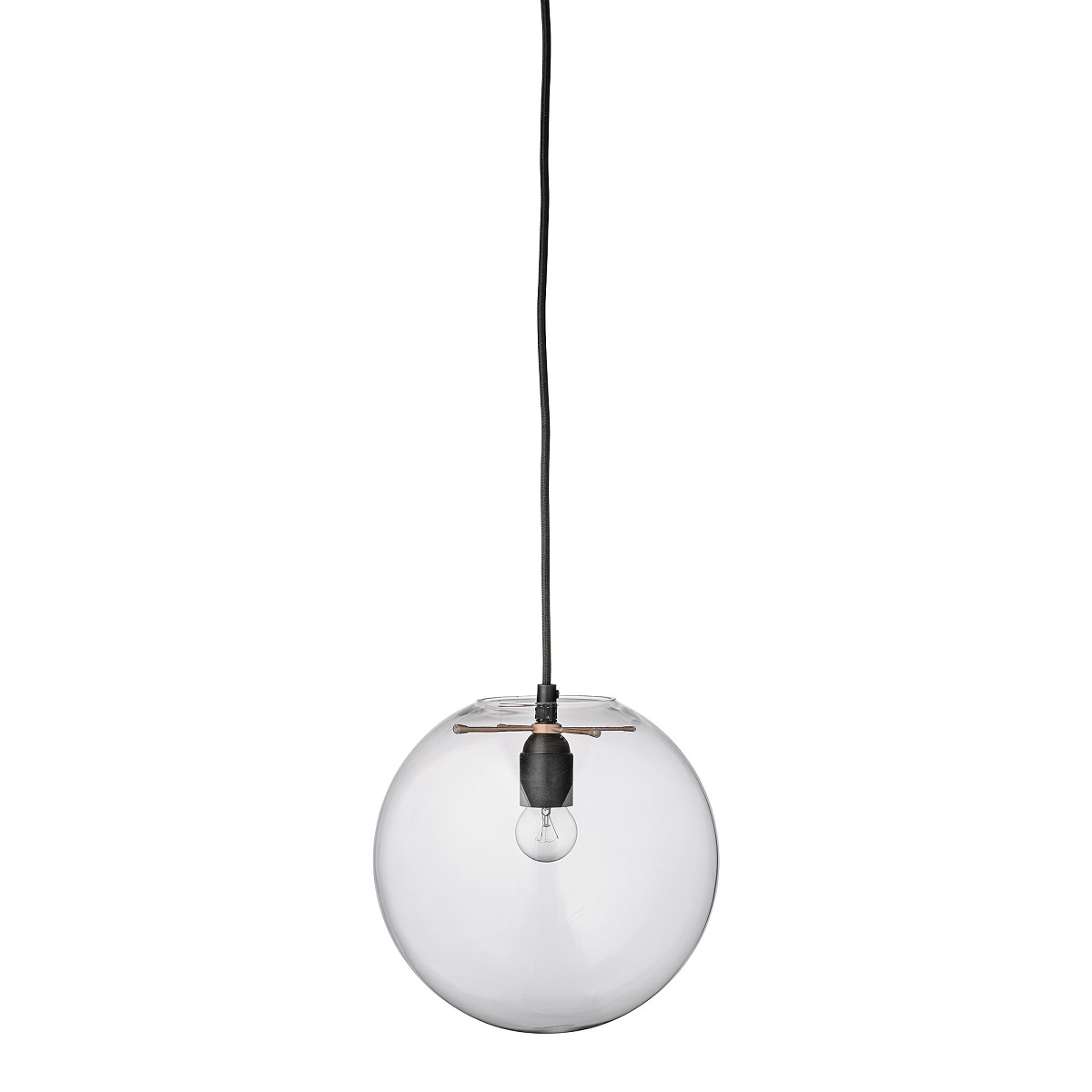 Bloomingville Glass Ball klar 25cm