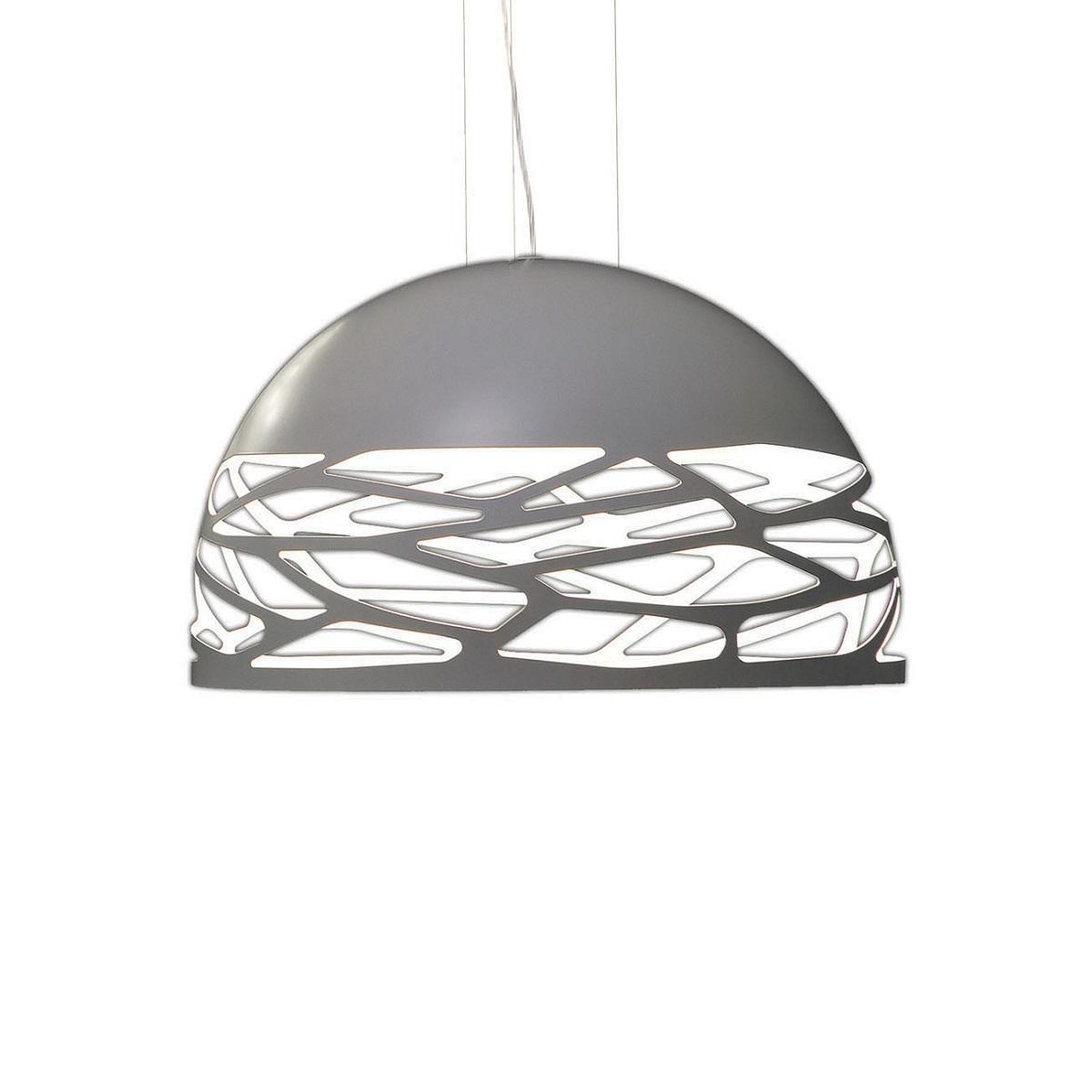 Studio Italia Design Kelly Pendel Vit 50cm
