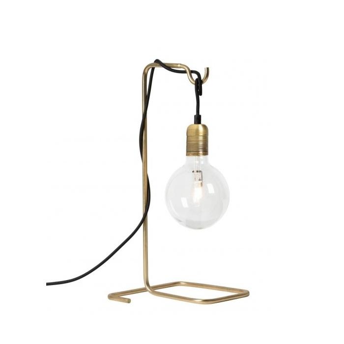 Watt & Veke Theo bordslampa mässing-svart