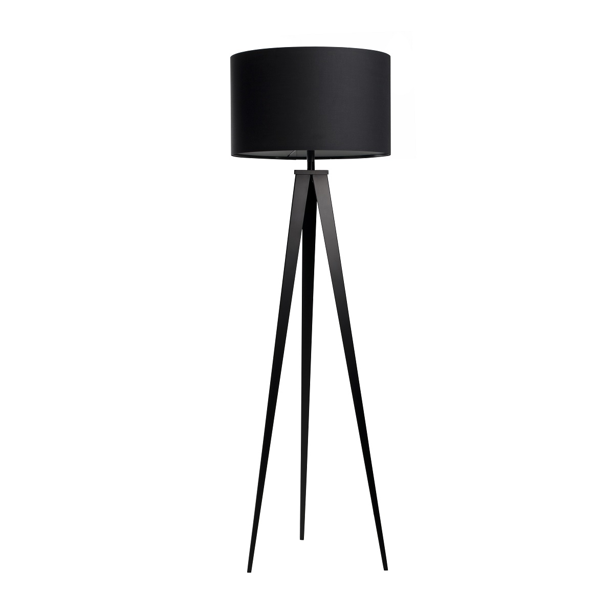zuiver tripod golv svart. Black Bedroom Furniture Sets. Home Design Ideas