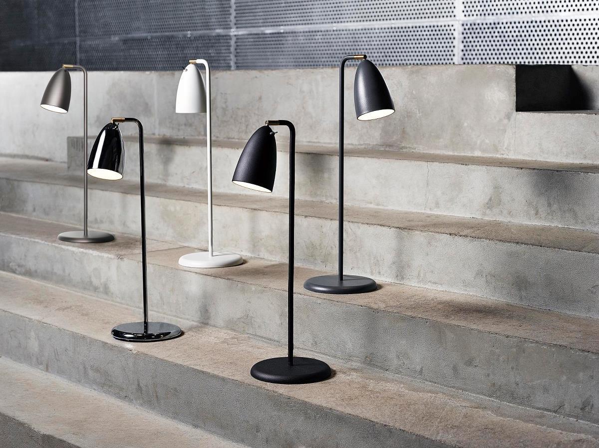 nordlux nexus 10 bord svart. Black Bedroom Furniture Sets. Home Design Ideas