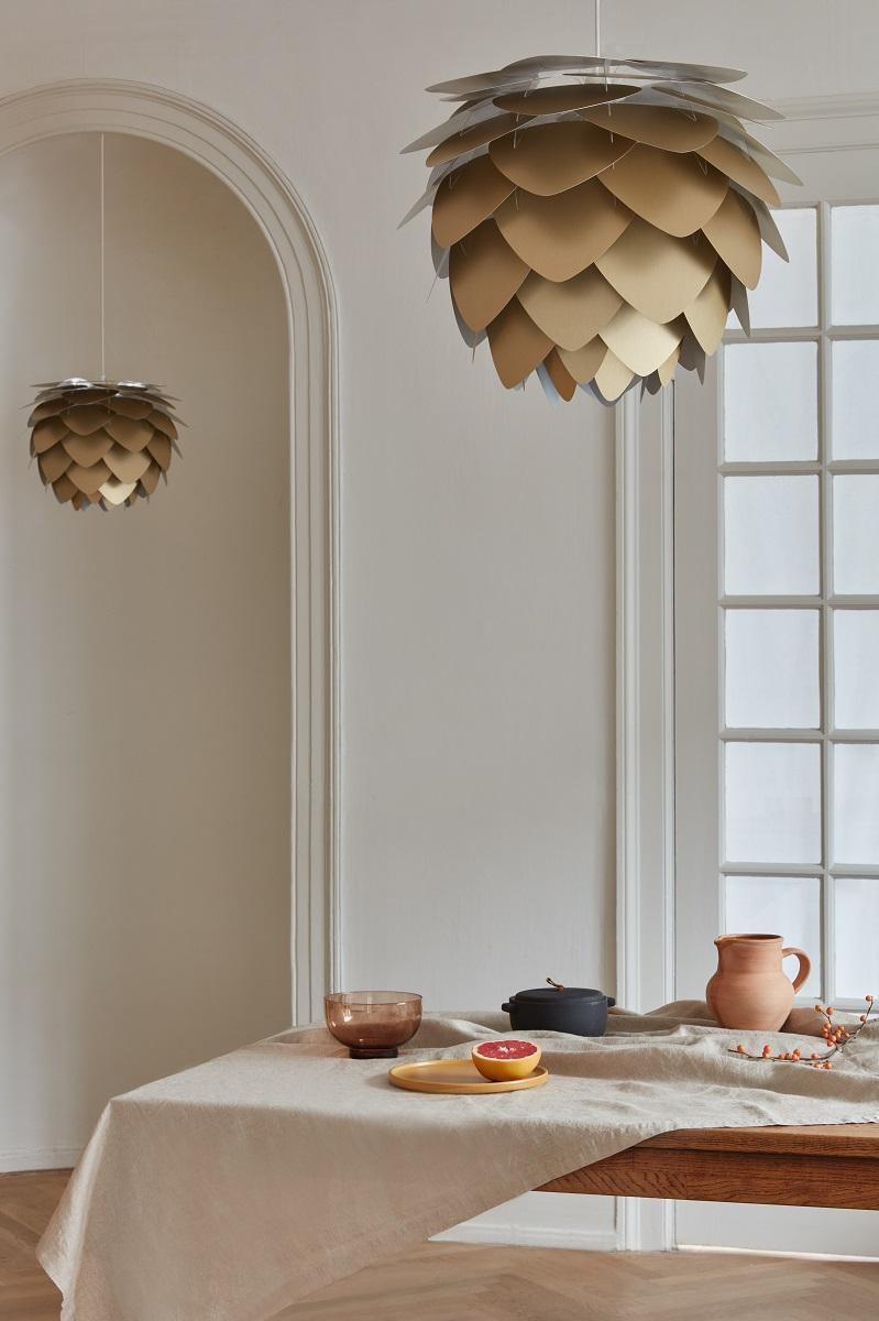 Umage Eos Mini White Table Lamp - Amos Lighting + Home